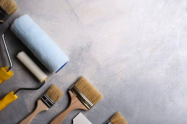 maling af loft